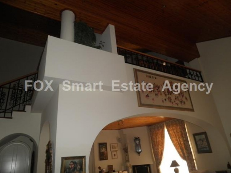 To Rent 5 Bedroom Detached House in Makedonitissa, Nicosia 16