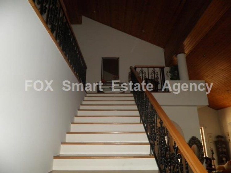 To Rent 5 Bedroom Detached House in Makedonitissa, Nicosia 17