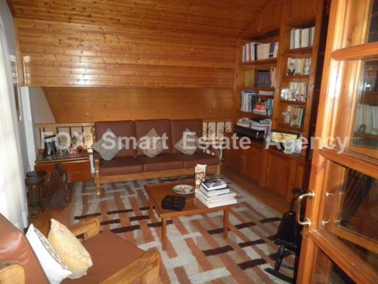 To Rent 5 Bedroom Detached House in Makedonitissa, Nicosia 18
