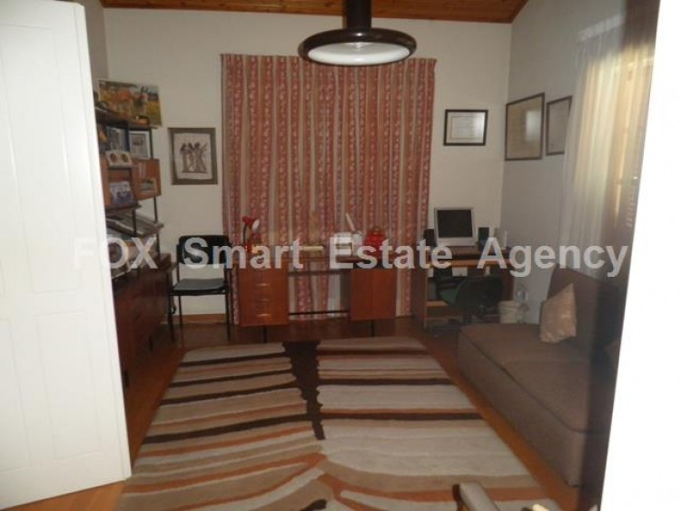 To Rent 5 Bedroom Detached House in Makedonitissa, Nicosia 19