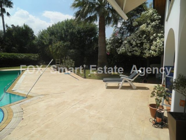 To Rent 5 Bedroom Detached House in Makedonitissa, Nicosia 2