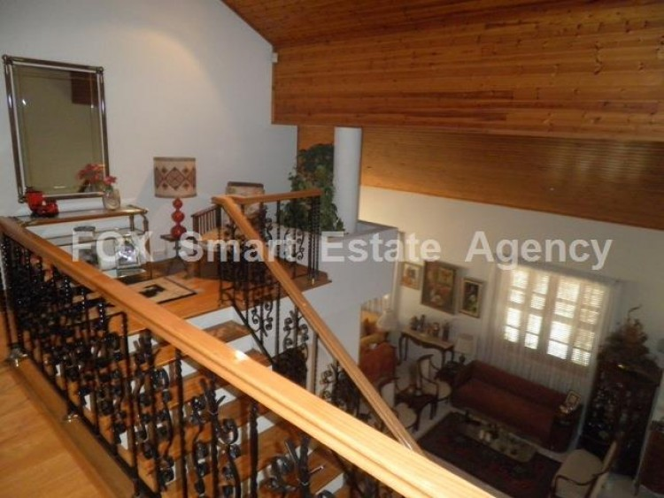 To Rent 5 Bedroom Detached House in Makedonitissa, Nicosia 24
