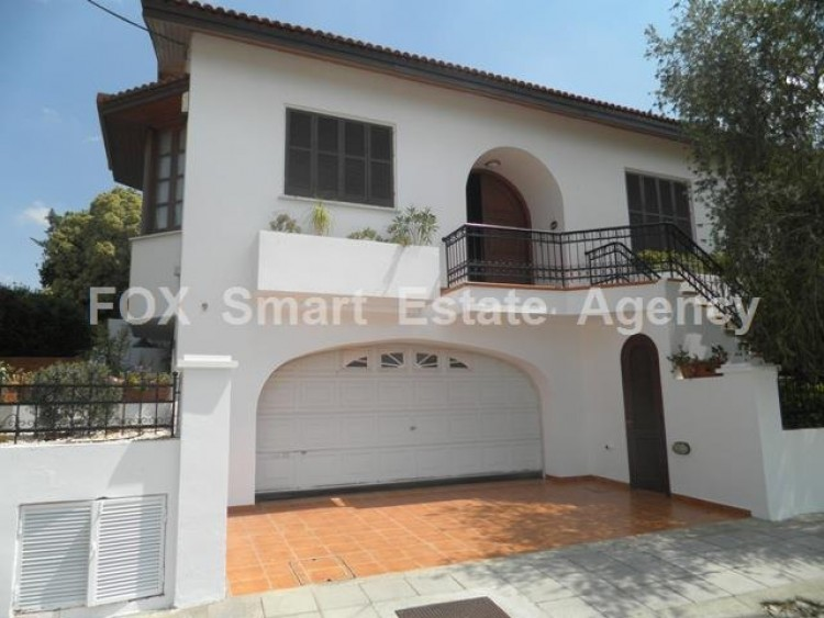 To Rent 5 Bedroom Detached House in Makedonitissa, Nicosia 29