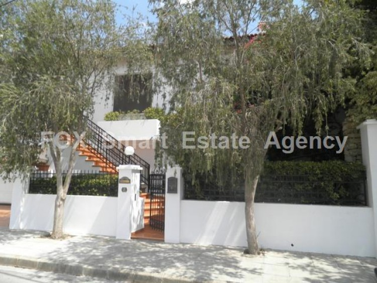 To Rent 5 Bedroom Detached House in Makedonitissa, Nicosia 30