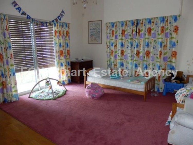 To Rent 4 Bedroom Detached House in Egkomi lefkosias, Nicosia 6