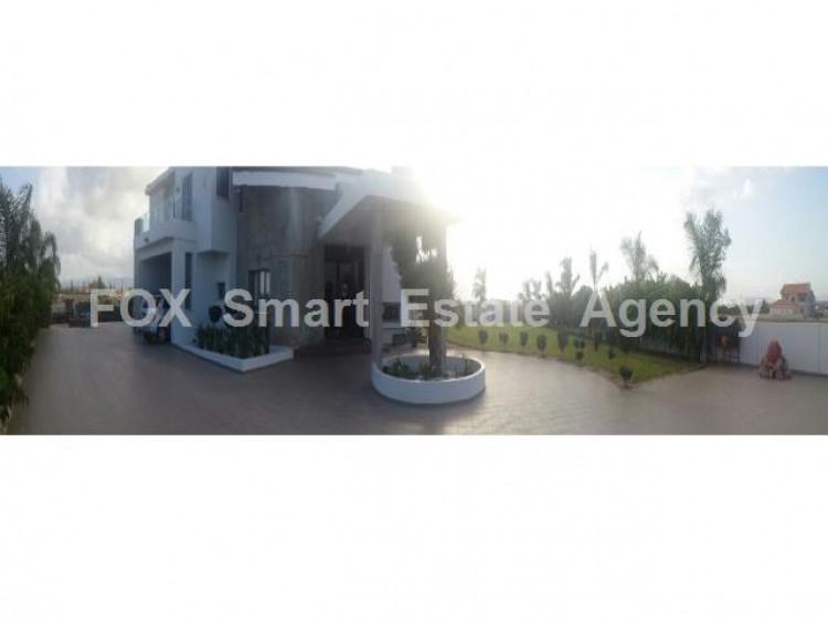 To Rent 4 Bedroom Detached House in Agioi trimithias, Nicosia 11