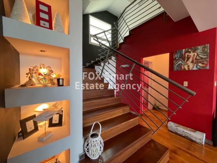 To Rent 6 Bedroom Detached House in Laiki leykothea, Agia Fylaxis, Limassol 16