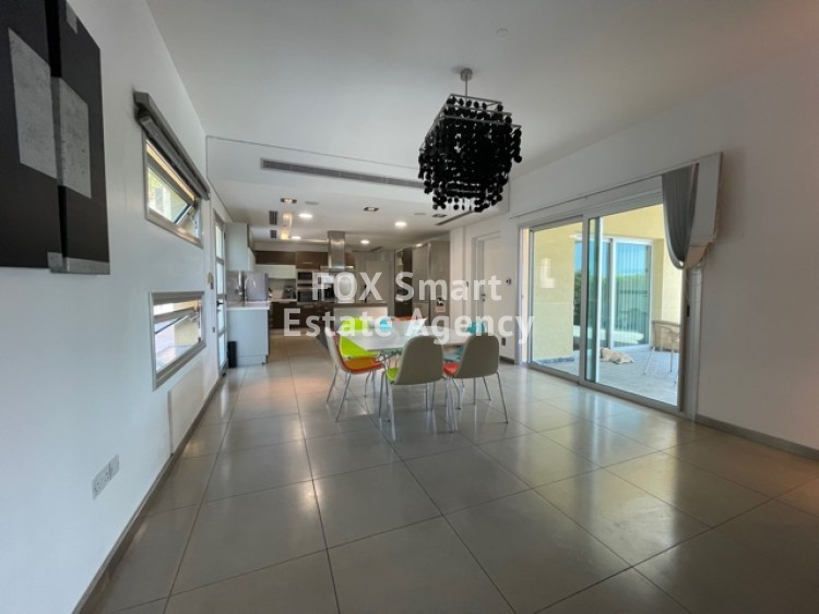 To Rent 6 Bedroom Detached House in Laiki leykothea, Agia Fylaxis, Limassol 30