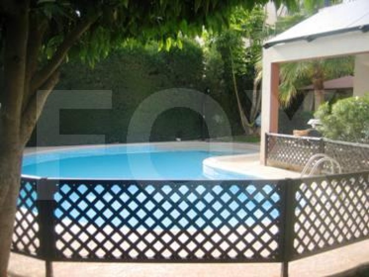 To Rent 3 Bedroom Detached House in Amathounta, Limassol 3