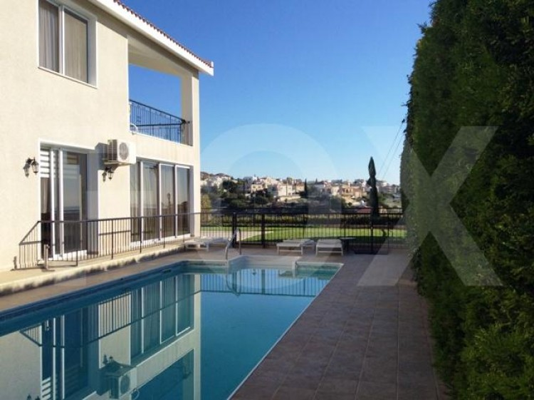To Rent 6 Bedroom Detached House in Agia filaxi, Limassol, Limassol 2