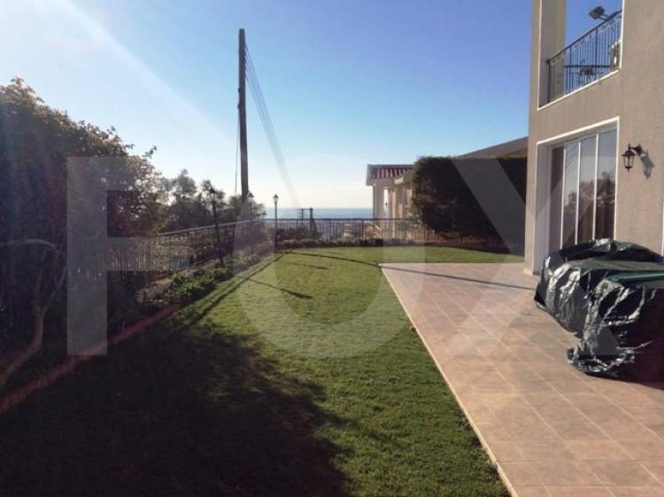 To Rent 6 Bedroom Detached House in Agia filaxi, Limassol, Limassol 34