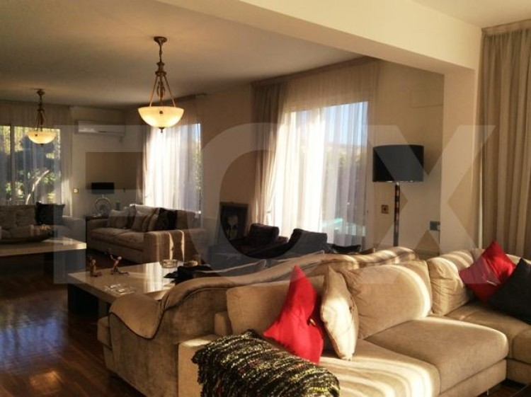 To Rent 6 Bedroom Detached House in Agia filaxi, Limassol, Limassol 9