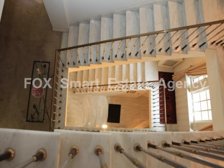 For Rent Luxury 5 Bedroom Detached House in Nicosia Centre, Nicosia 10