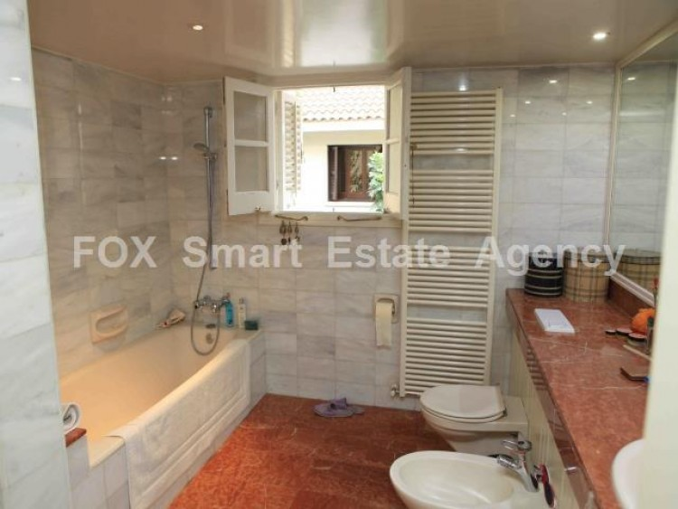 For Rent Luxury 5 Bedroom Detached House in Nicosia Centre, Nicosia 12