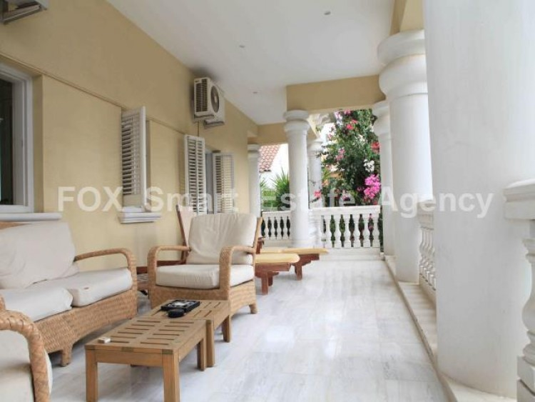 For Rent Luxury 5 Bedroom Detached House in Nicosia Centre, Nicosia 14