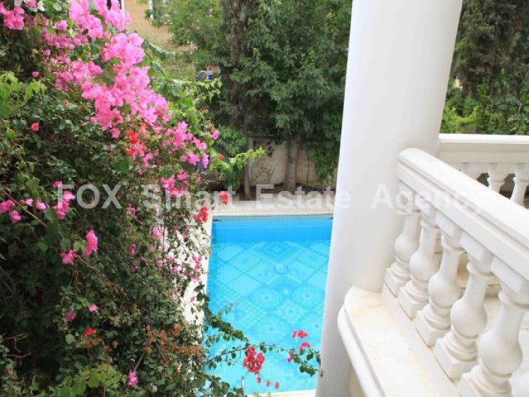 For Rent Luxury 5 Bedroom Detached House in Nicosia Centre, Nicosia 15