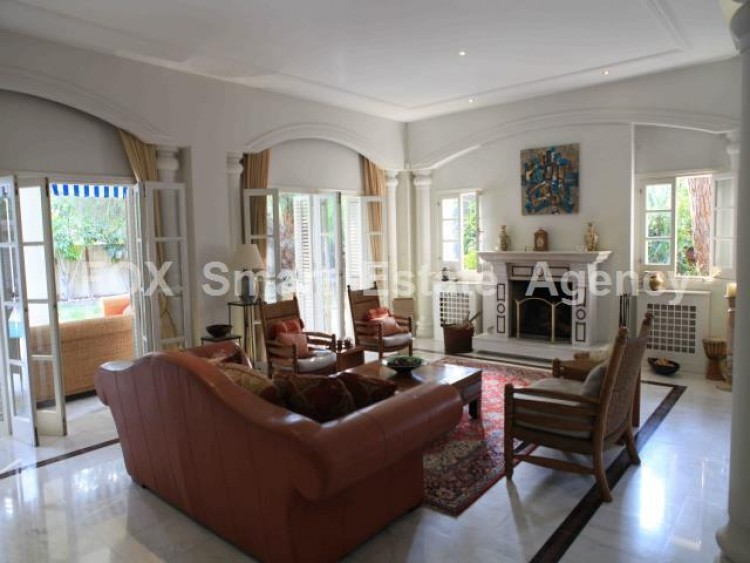 For Rent Luxury 5 Bedroom Detached House in Nicosia Centre, Nicosia 2