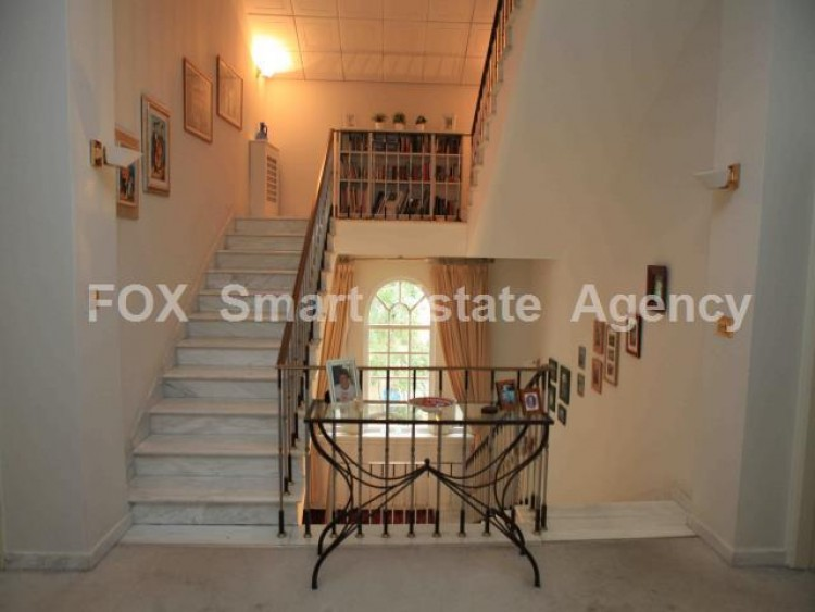 For Rent Luxury 5 Bedroom Detached House in Nicosia Centre, Nicosia 20