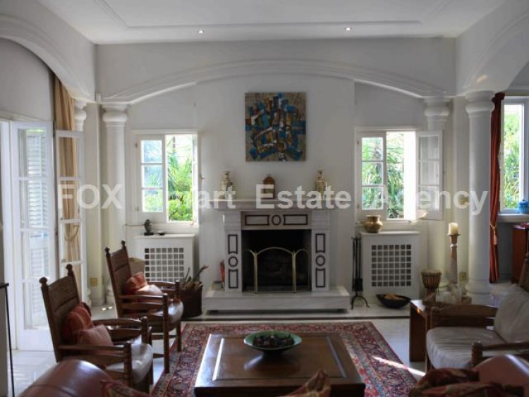 For Rent Luxury 5 Bedroom Detached House in Nicosia Centre, Nicosia 3