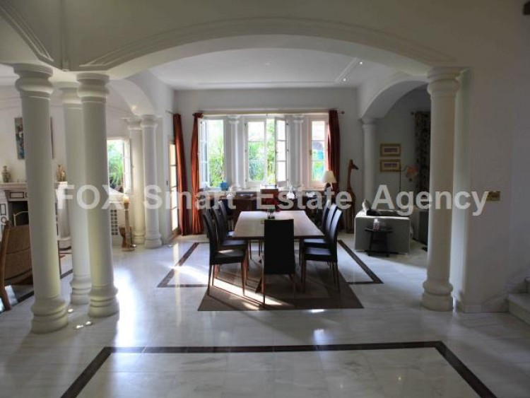 For Rent Luxury 5 Bedroom Detached House in Nicosia Centre, Nicosia 4