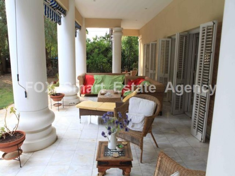 For Rent Luxury 5 Bedroom Detached House in Nicosia Centre, Nicosia 7