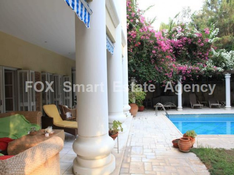 For Rent Luxury 5 Bedroom Detached House in Nicosia Centre, Nicosia 8