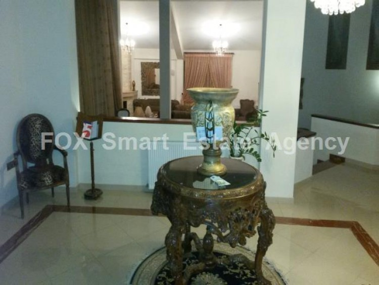 To Rent 5 Bedroom Detached House in Deftera, Nicosia 12