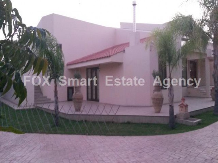 To Rent 5 Bedroom Detached House in Deftera, Nicosia 2