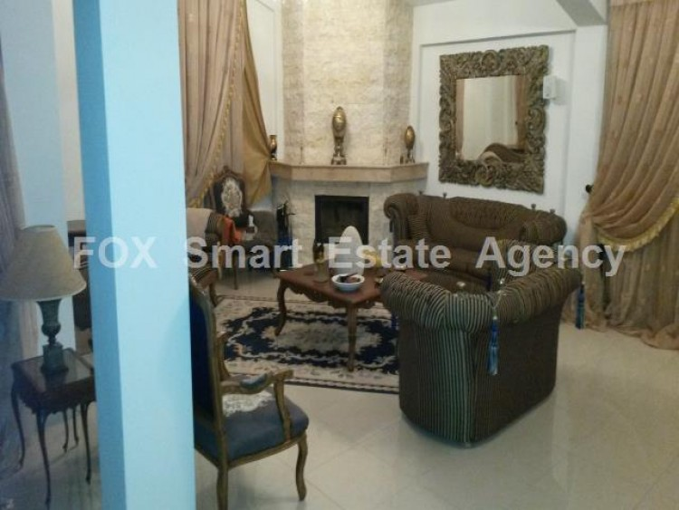 To Rent 5 Bedroom Detached House in Deftera, Nicosia 20
