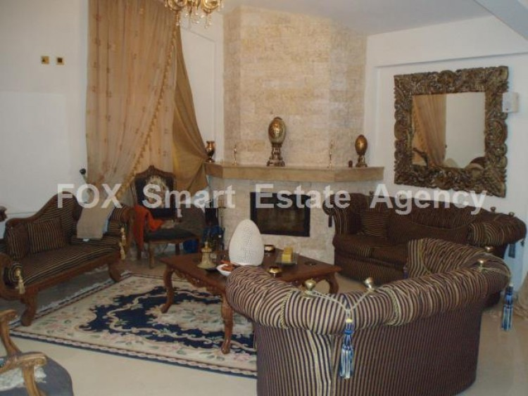 To Rent 5 Bedroom Detached House in Deftera, Nicosia 21