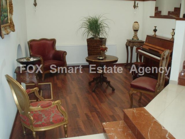 To Rent 5 Bedroom Detached House in Deftera, Nicosia 22
