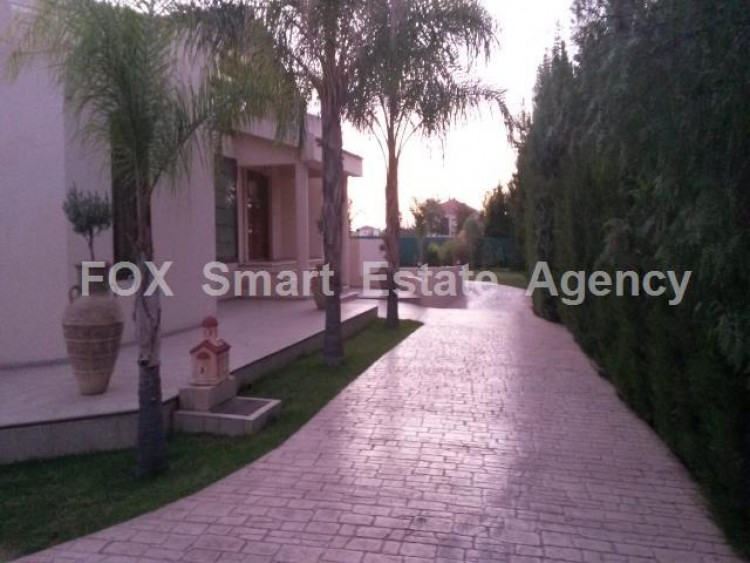 To Rent 5 Bedroom Detached House in Deftera, Nicosia 3