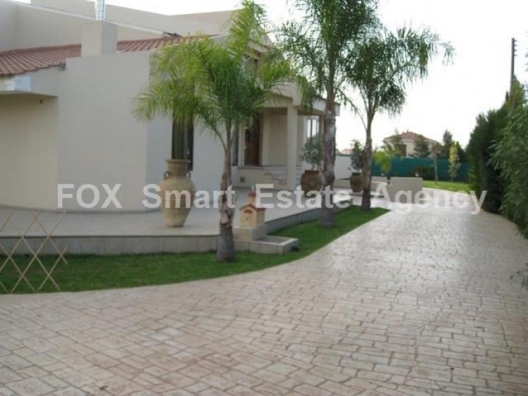 To Rent 5 Bedroom Detached House in Deftera, Nicosia 4
