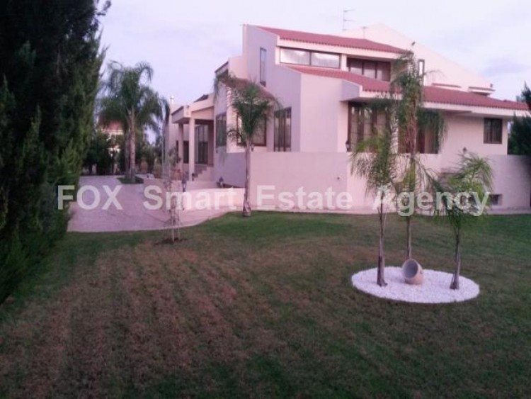 To Rent 5 Bedroom Detached House in Deftera, Nicosia 5