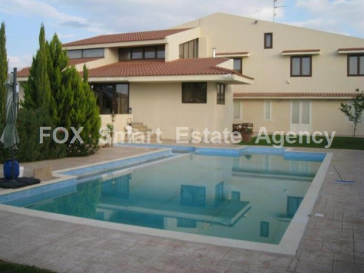 To Rent 5 Bedroom Detached House in Deftera, Nicosia 6