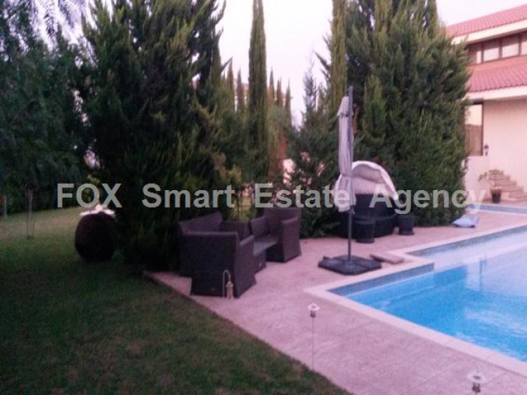 To Rent 5 Bedroom Detached House in Deftera, Nicosia 7