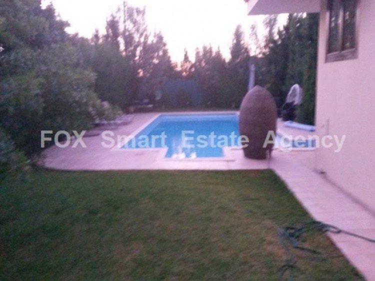To Rent 5 Bedroom Detached House in Deftera, Nicosia 8