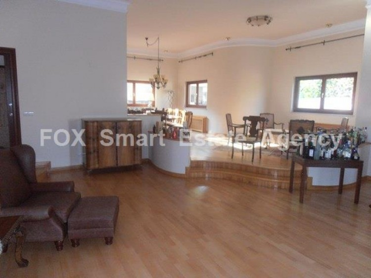 To Rent 5 Bedroom Detached House in Agios athanasios, Limassol 12