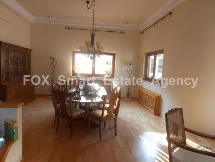 To Rent 5 Bedroom Detached House in Agios athanasios, Limassol 13
