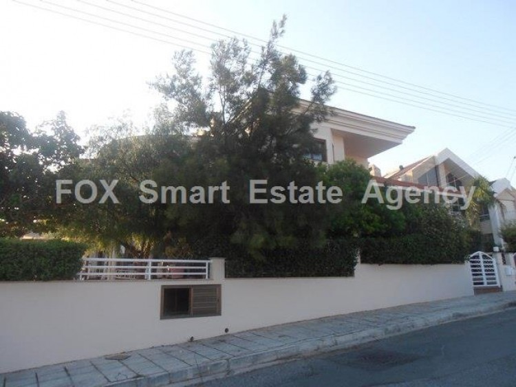 To Rent 5 Bedroom Detached House in Agios athanasios, Limassol 24
