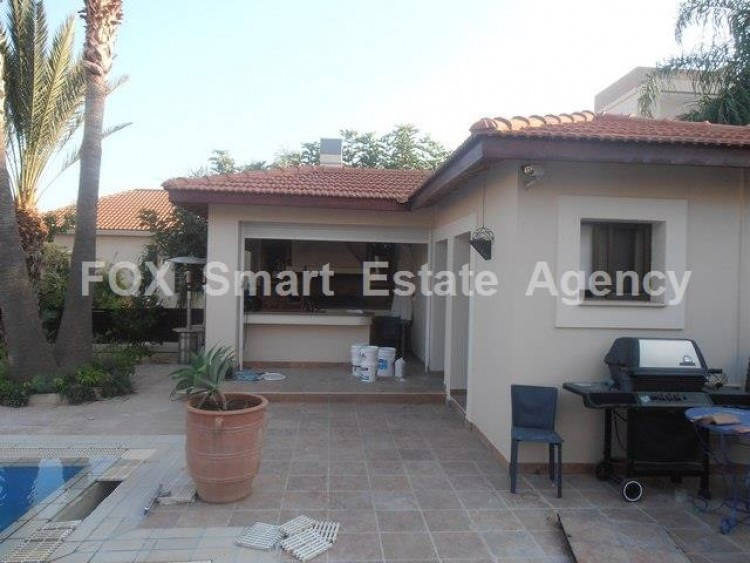 To Rent 5 Bedroom Detached House in Agios athanasios, Limassol 6