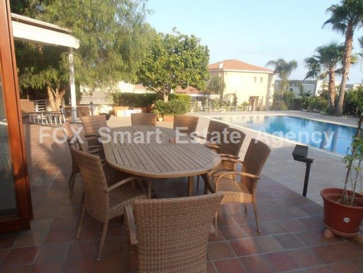 To Rent 5 Bedroom Detached House in Agios athanasios, Limassol 7