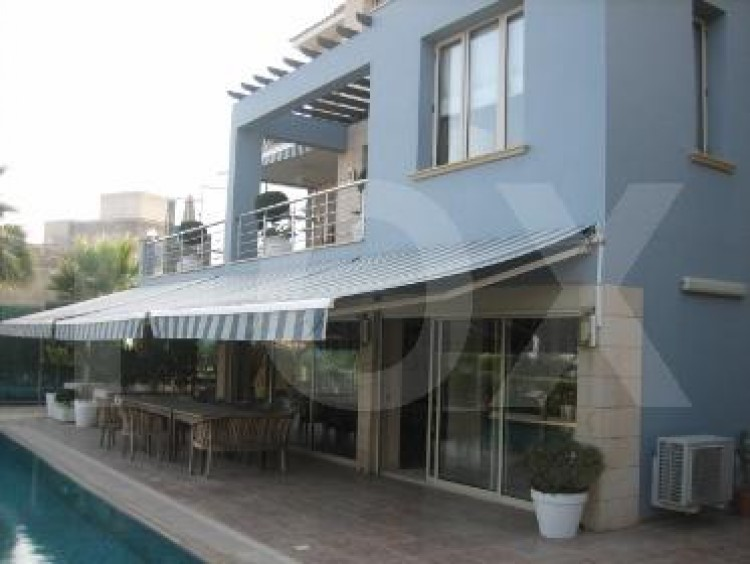 To Rent 5 Bedroom Detached House in Agios tychon, Limassol 4