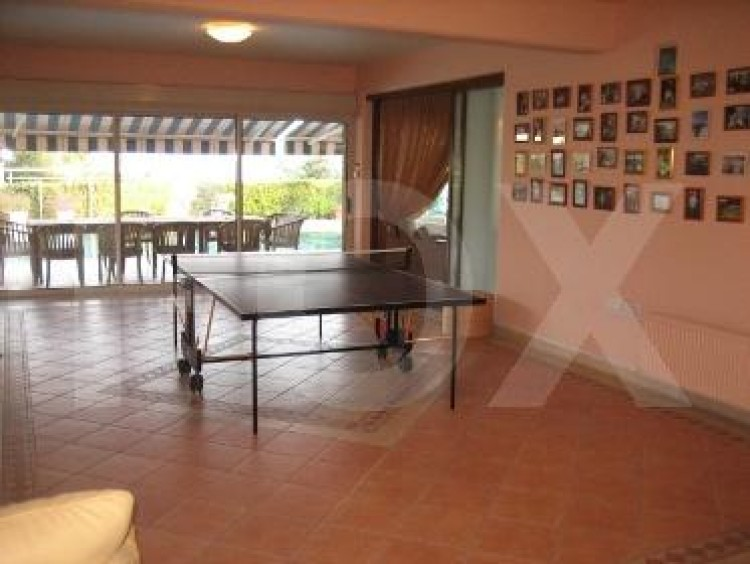 To Rent 5 Bedroom Detached House in Agios tychon, Limassol 8