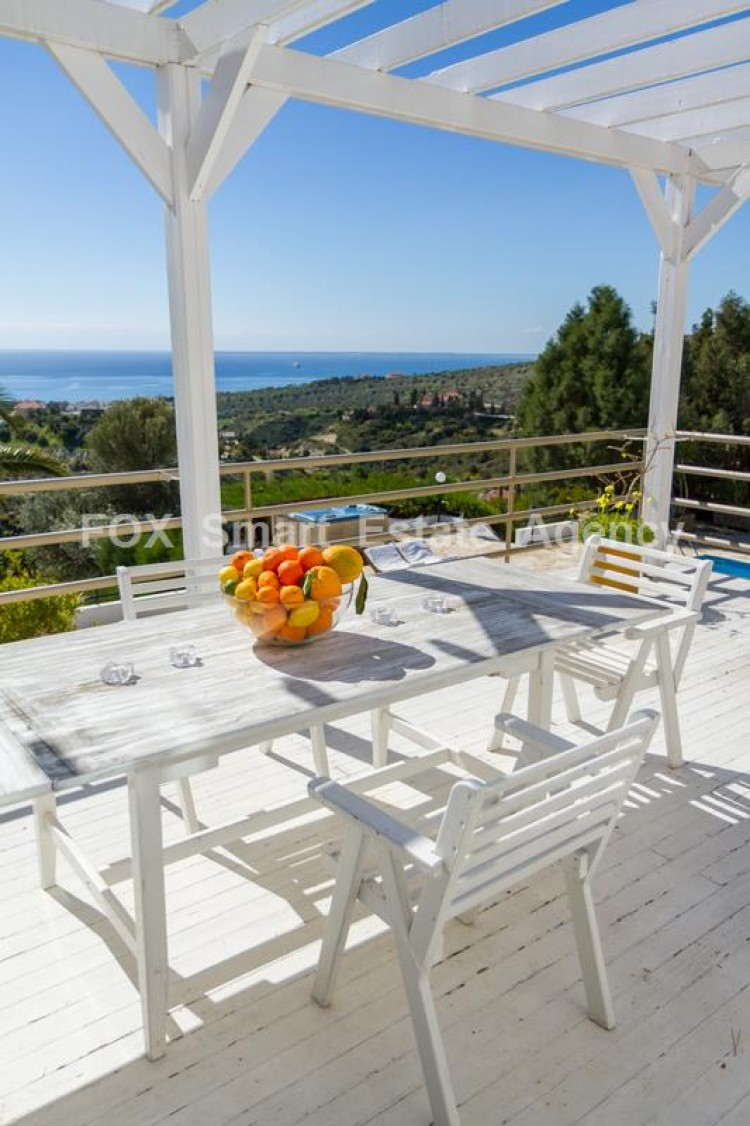 To Rent 6 Bedroom Detached House in Agios tychon, Limassol 10