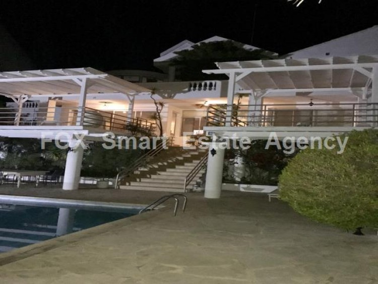 To Rent 6 Bedroom Detached House in Agios tychon, Limassol 16