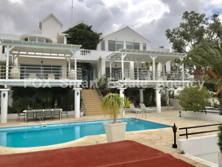 To Rent 6 Bedroom Detached House in Agios tychon, Limassol 25