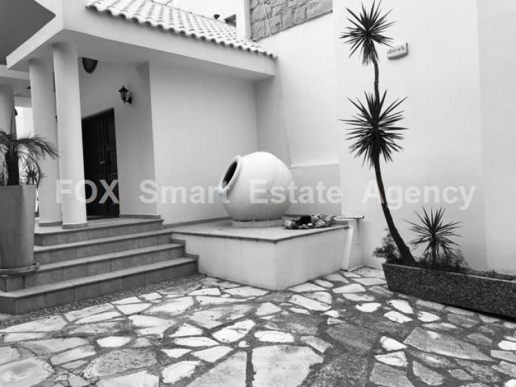 To Rent 6 Bedroom Detached House in Agios tychon, Limassol 26