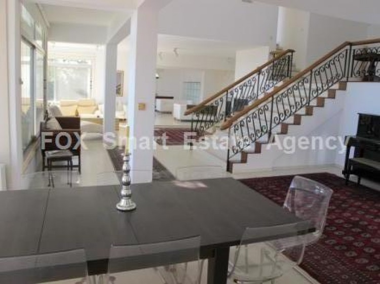 To Rent 6 Bedroom Detached House in Agios tychon, Limassol 3