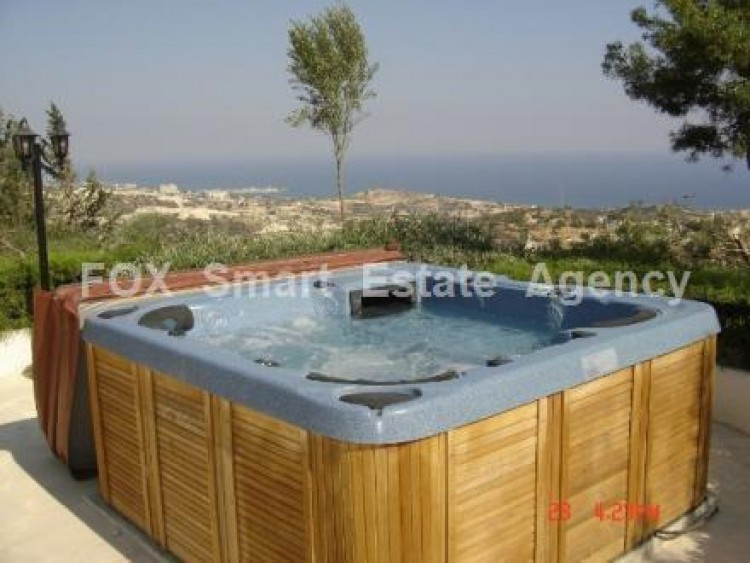 To Rent 6 Bedroom Detached House in Agios tychon, Limassol 7